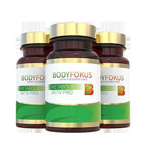 Metabolic Aktiv Pro - 3 Dosen